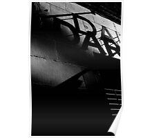 Daring 2b Darker Poster