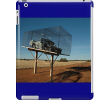 Caged Ute iPad Case/Skin