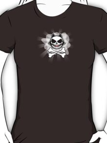 Phelix the Skull (So Much Fun) - Crossbones Version T-Shirt