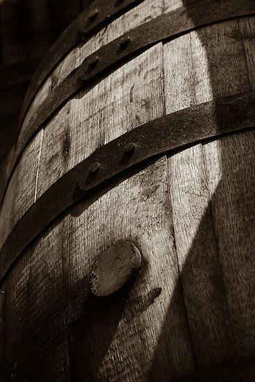 Coopers a cask for the whiskey makers task ~ The Whiskey Series # 2 by ragman