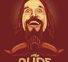 The Dude Abides by BevsandBecka