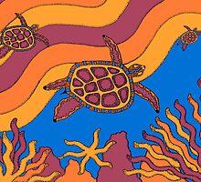 Goorlil - (turtle) barrgan season (winter) by sekodesigns