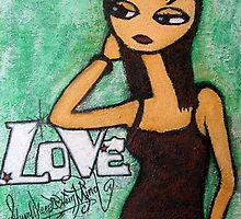 Always Keep Love in Mind by Midori Furze