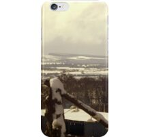 Winter Valley iPhone Case/Skin
