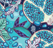 Frozen wonderland Sticker