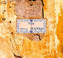 Via Della Marra by James Stevens
