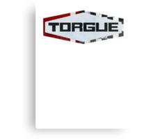 Torgue Logo Canvas Print