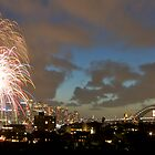 Sydney - New Year's Eve 2007 by Philip Wong