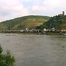 Loreley view	 by Efi Keren