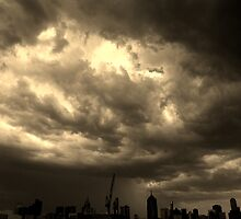 Sweeping Storm by Ashley Ng