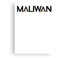 Maliwan Logo Canvas Print