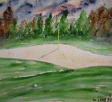 Golf Course by derekmccrea