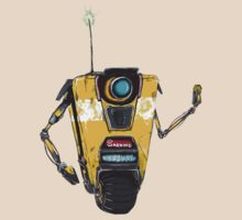 Claptrap by The Flaming  Potato