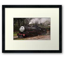 Zig Zag Railway Lithgow NSW Australia Framed Print