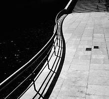 On the rails by ragman