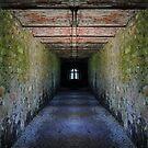 Hallway by alightedsylph