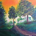 Country Lane by resada
