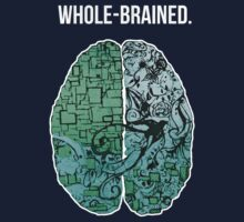 Whole-Brained (Blue) by thescientish