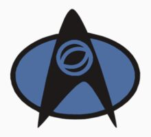Star Trek TNG Science Insignia by RJEzrilou