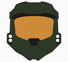 Master chief minimalist by Beserker