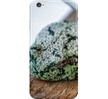 Cat Food and the Frog iPhone Case/Skin