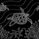 Goorlil - (turtle) monsoon season by sekodesigns