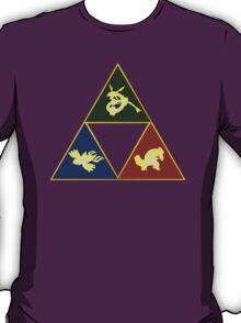 Hoenn's Legendary Triforce T-Shirt