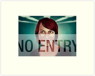No Entry by 2DForever