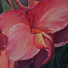 Carolyn&#x27;s Canna by Carolyn Bishop