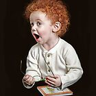 """""""Hey! I'm trying to read here!"""" by susi lawson"""