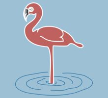 Flamingo by metronomad
