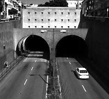 Tunnels by r2shotme