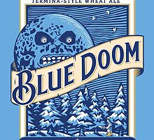 Blue Doom by moysche