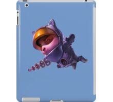 Astronaut Teemo ^_^ iPad Case/Skin