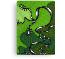 Healing Turmoil Canvas Print