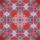 Kandy Kane Kaleidoscope by Monnie Ryan