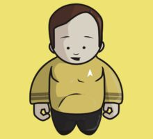 Captain Kirk by BigFatRobot