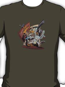 Sam & Max - Door Art T-Shirt