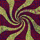 Visual Psychedelia Series 13 by Elvis Gunn