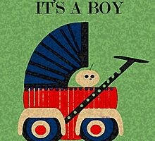 It's a Boy by Maureen Zaharie