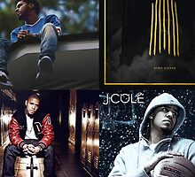 J Cole Discography by PresentDank