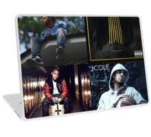 J Cole Discography Laptop Skin