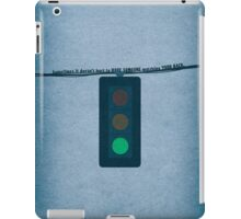 Breaking Bad - Green Light iPad Case/Skin