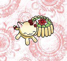 Charlotte Russe Kitty by fushiginaringo