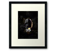 Darth Punk Framed Print