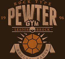 Pewter Gym by Azafran