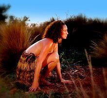 Woman hunter by KeepsakesPhotography Michael Rowley