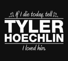 Tyler Hoechlin - If I Die Series by huckblade