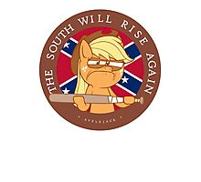 Applejack - The South Will Rise Photographic Print