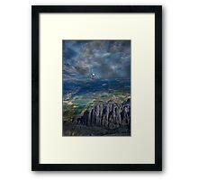 3676 Framed Print